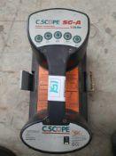 C.scope sg-a signal generator 33khz