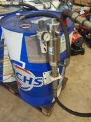 Titan atf 4000 drum with pump