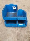 Various lin bins