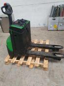 Cesab p216 1600kg electric pallet truck