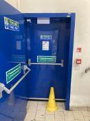 Steel Emergency Fire Exit Door