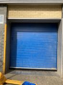 Hormann Sectional Open and Over Loading Bay Access Door