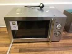 Caterlite CD399-02 Microwave Oven