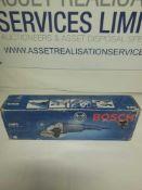Bosch gws professional angle grinder