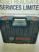 Bosch self leveling laser no stand