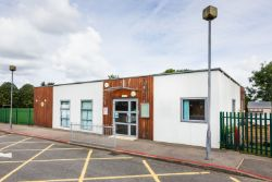 Sale of Modular Nursery Building Direct from a School Site