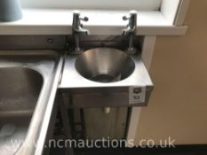 Stainless Steel Hand Washing Basin