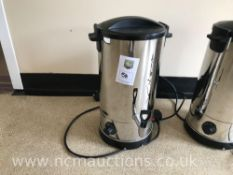 Small Water Boiling Urn
