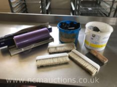 Selection of Baking Tins and Catering Equipment