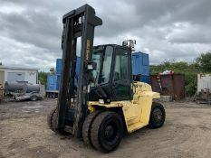 Hyster Forklift Truck 9 Ton Block Grab