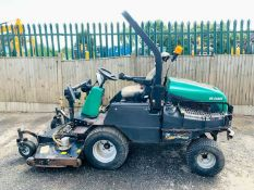Ransomes HR3300T Rotary Mower (2009)