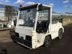 Charlatte T135 EVO Electric Tug Tow Tractor