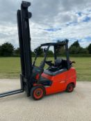 Linde H32 Gas forklift truck Compact Truck