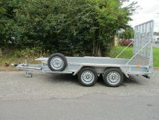 IFOR Williams GP126 trailer