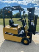 Cat 1.6 Container Spec Electric Forklift Truck