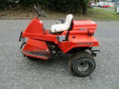 Smithco Sand Rake Compact Tractor