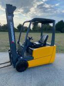 Junghinrinch 1.6 Electric Forklift