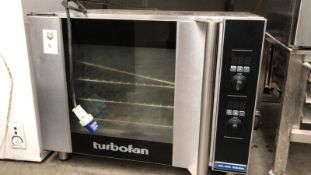 Blue Seal Turbofan Oven