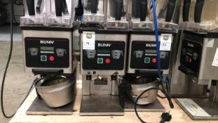BUNN Commercial Filter Coffee Machine