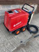 Ehrle Diesel Steam Cleaner