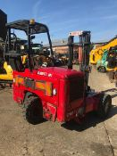 Moffet Mounty Truck Mounted Forklift 2008