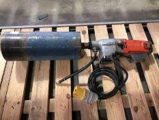 Husqvarna DMS240 Diamond Core Drilling Machine 110v