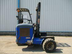 Moffett Mounty Forklift M8 25.3