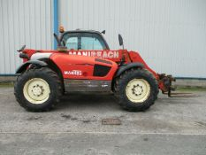 Manitou MLT 633-120LS Forklift