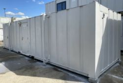 32ft X 10ft 5 + 3 Male And Female Toilet Block