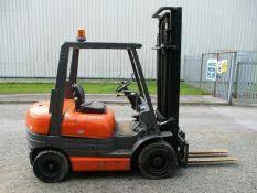 Toyota 6FD25 Forklift