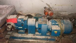 3 inch Mono Pump and Spares