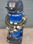 Blastrac bdc 1330lp dust exctaction unit