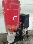 Ermator professional dust exctaction unit