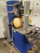Blastrac bdc 314op dust exctaction unit