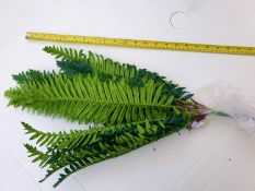 5 x Artificial River Fern FR - New and unused
