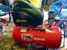 Fini Amico SF2500 25 Lt 2 Hp compressor