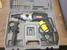 Ryobi Hammer drill 110V