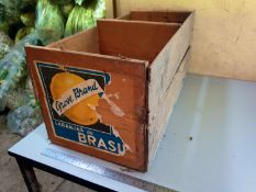 1 Orange box