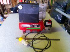 Silverstone 2: 5 Lt Nardi Oilless compressor - 110V