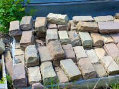 100 indian sandstone Raj sets