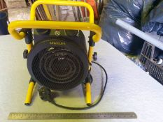 STANLEY ST-52-241-E FREESTANDING SPACE HEATER 2000W