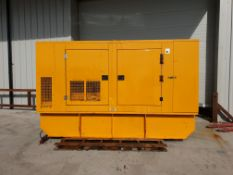 JCB G2200 200KVA 50hz Boxed Generator