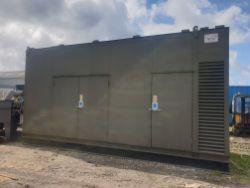1000 KVA Generator, 1000 KVA Transformer and 200 KVA JCB Generator