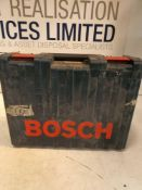 Bosch 110v demolition hammer drill