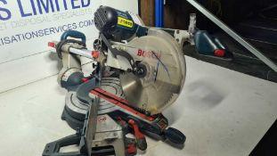 Bosch Mitre chop saw