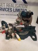 Bosch 110v circular mitre saw