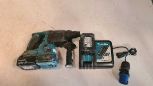 Makita 18v cordless sds hammer drill