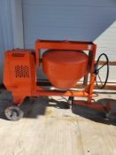 Belle 110v site mixer