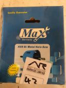 Max Germany metal hole saw