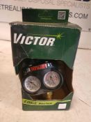 Victor edge series gas regulator